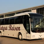 Der MAN Lions Coach ist ein voll ausgestatteter und komfortabler Fernreisebus.