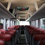 Der MAN Lions Coach bietet Platz für bis zu 53 Fahrgäste.