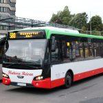 Zwei VDL CITEA Linienbusse gehören mit zum neuen Fuhrpark von Flutura Reisen.