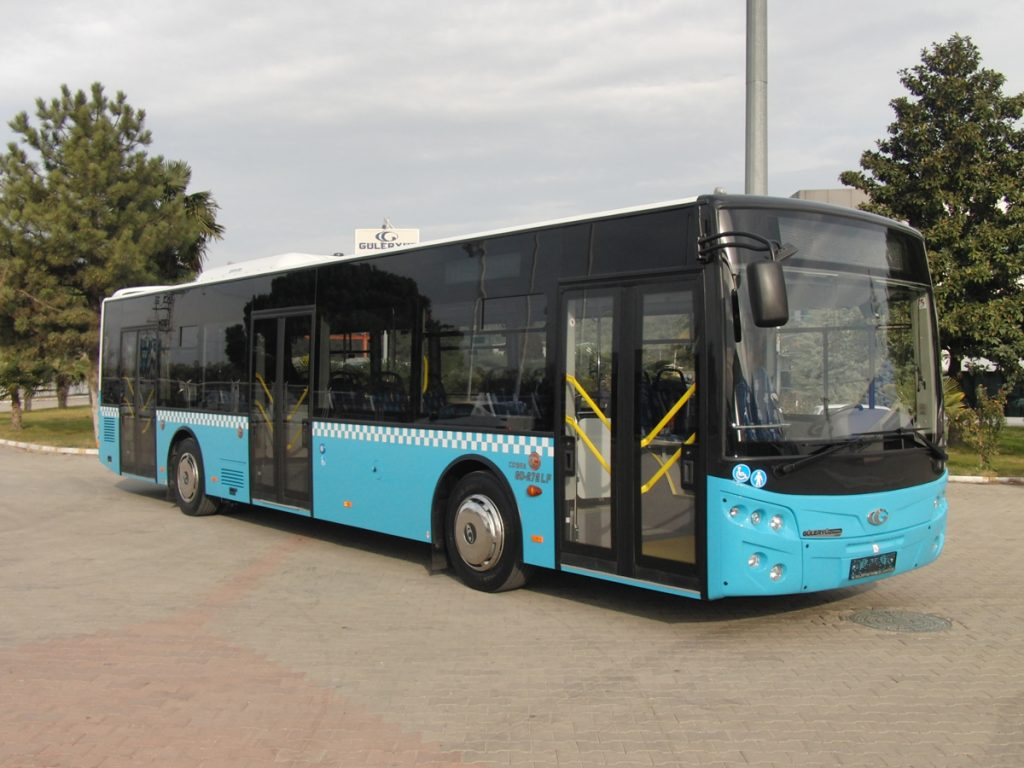 Güleryüz - GD 272 LF Low Floor City Bus